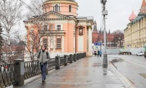 Москвичи высказались за проекты благоустройства центральных улиц