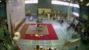 Соревнования по тяжелой атлетике