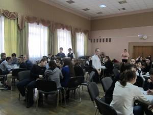 """Участники конкурса """"Наша древняя столица"""""""
