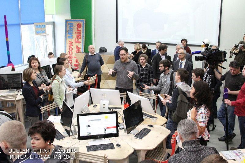 Конфеты за«лайки»: В российской столице поведали ошкольных технологиях будущего