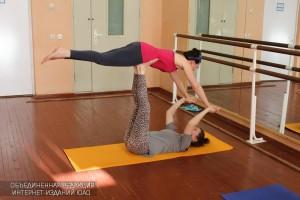 Жители района смогут посетить мастер-класс по йоге