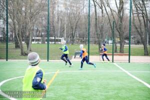 Школьники Москвы приняли участие в соревнованиях по гандболу