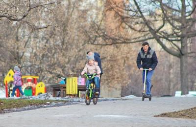 Жители района смогут заняться активным спортом