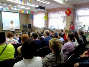 """Акция """"Библионочь"""" состоялась в районе Чертаново Центральное"""