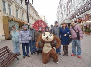 Пациенты интерната посетили площадки городского фестиваля
