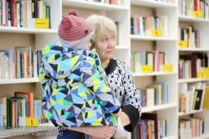 Юным жителям района расскажут о пользе библиотеки