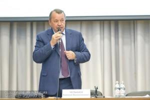 Префект ЮАО Алексей Челышев