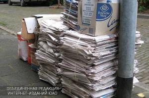 Акция по раздельному сбору мусора пройдет в районе