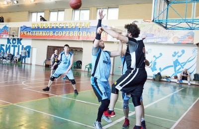 "Баскетболисты города соберутся в КСК ""Битца"""