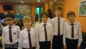 """Учащиеся школы """"Тутти"""""""