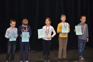 Лев Канаш-Фонберштейн принял участие в XXI математической олимпиаде школьников начальных классов международного уровня