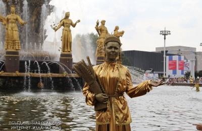 Исторические фонтаны на ВДНХ получат второе рождение