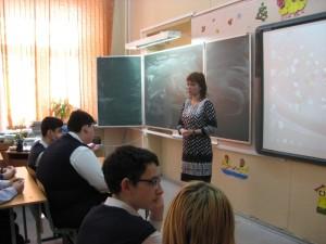 Ученикам местной школы прочитали лекцию о вреде курения Ученикам местной школы прочитали лекцию о вреде курения