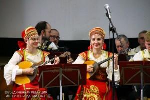Фольклорный ансамбль выступит для жителей района