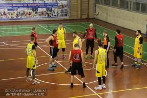 Баскетбольная игра в ЮАО