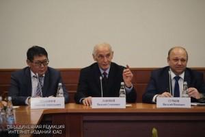 В Москве провели очередную пресс-конференцию