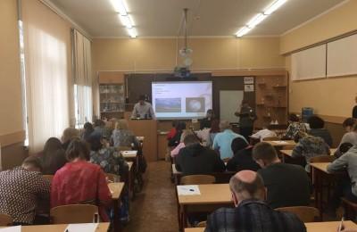 Жители района Чертаново Центральное написали Тотальный диктант