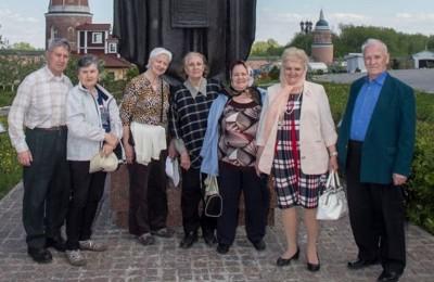 Ветераны из Южного округа побывали на экскурсии в Коломне