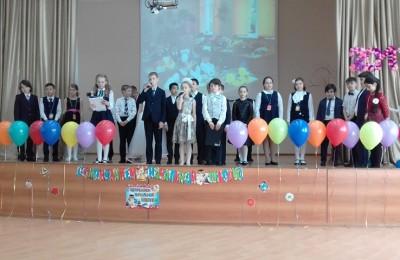 Первоклассники школы №880