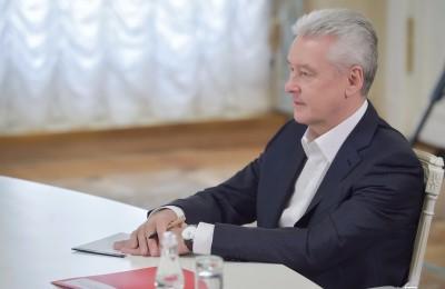 Мэр Москвы Сергей Собянин отметил беспрецедентный уровень дискуссии вокруг реновации