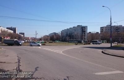 Улица Красного Маяка в районе