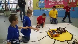 Юные робототехники России