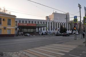Один из театров в ЮАО