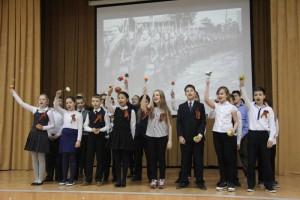 Творческий фестиваль-конкурс провели в местной школе