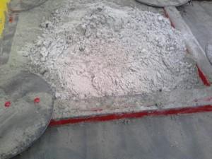 Песок завезли на детские площадки района