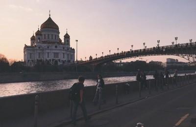 Столица России попала в ТОП-3 Instagram
