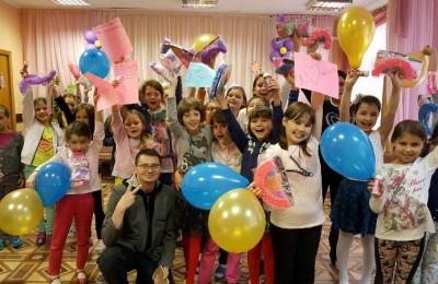 Для детей района Чертаново Центральное организовали праздник