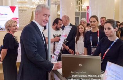 Москва полностью готова к проведению Кубка Конфедераций 2017 - мэр Москвы Сергей Собянин