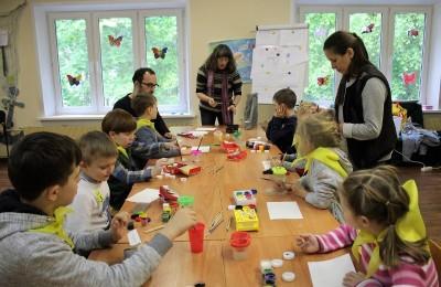 """Занятия для детей организуют в ТЦСО """"Чертаново"""""""
