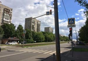 Светофоры района приведут в порядок