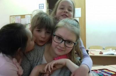Ученики местной школы отметили День дружбы