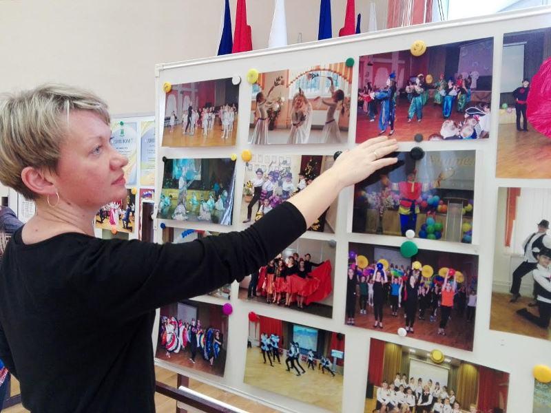 Руководитель студии Мария Новикова