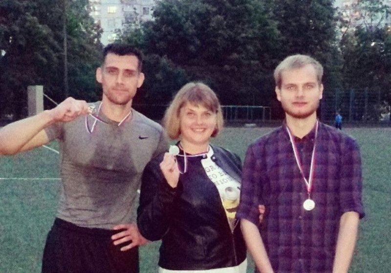 Команда от района Чертаново Центральное заняла второе место