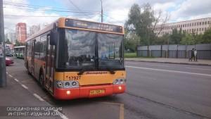 Трамвайный маршрут заменят автобусом №3н на одну ночь