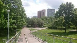 В парке 30-летия Победы проведут детский праздник