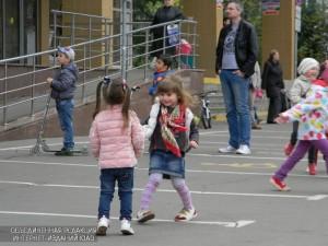 Игры для всей семьи проведет молодежная палата района