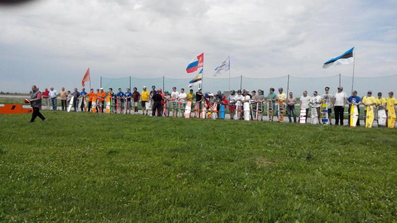 Участники Кубка Росии