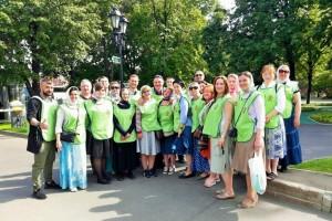 Волонтеры от храма в Чертанове