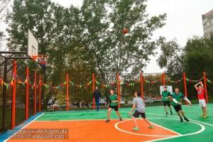 Поиграть в баскетбол смогут все жители района Чертаново Центральное