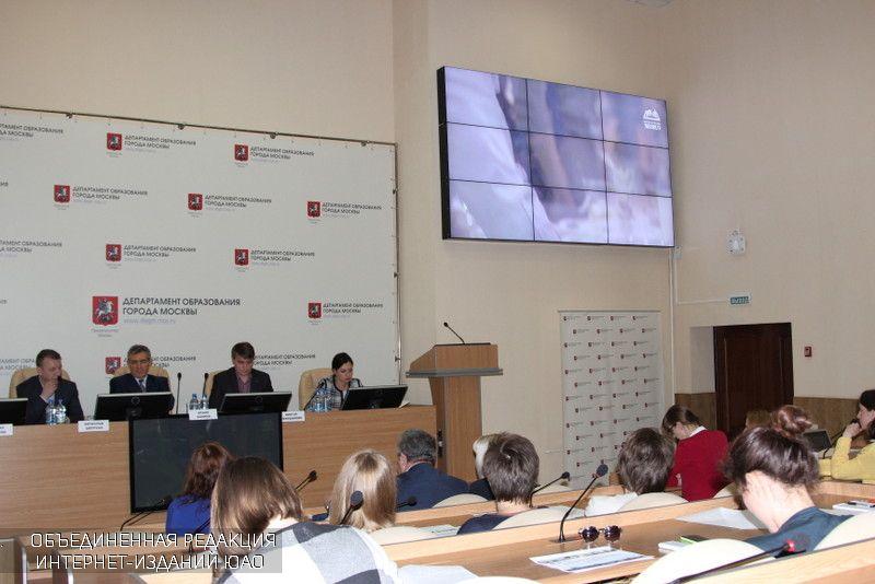 В столице России высокий уровень профессионального образования