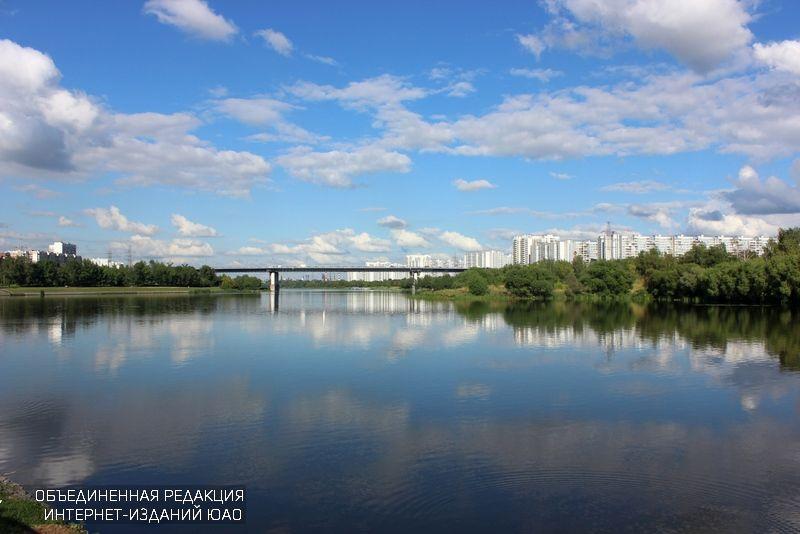 Братеевский каскадный парк станет одной из площадок пленэра