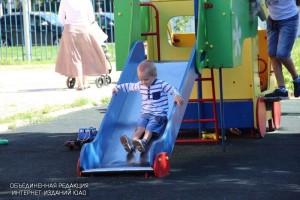 Новые места для детских игр появятся в районе Чертаново Центральное