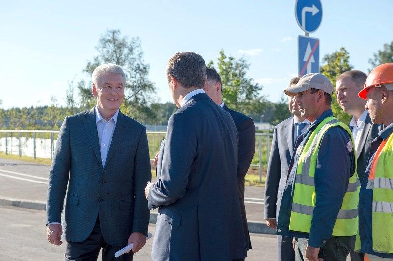 Завершилось строительство путепровода через Крекшино