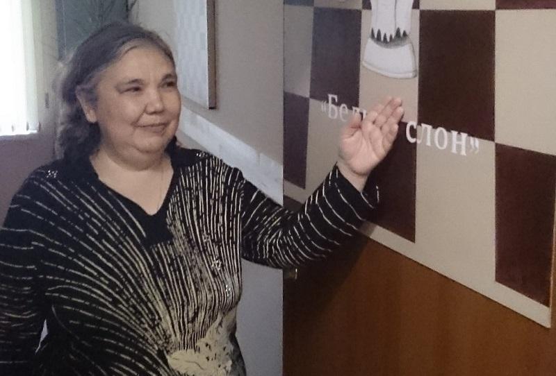 Галина Бережнова