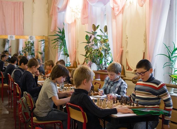 В «Замоскворечье» прошел турнир «На 4-й разряд ЮАО»