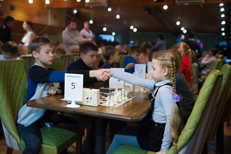 На шахматном турнире